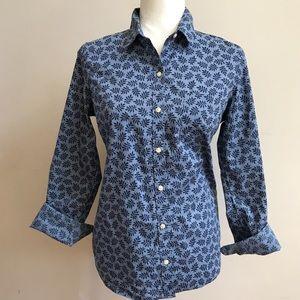 Button Down Cotton Shirt from Gap